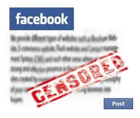 facebookCensord