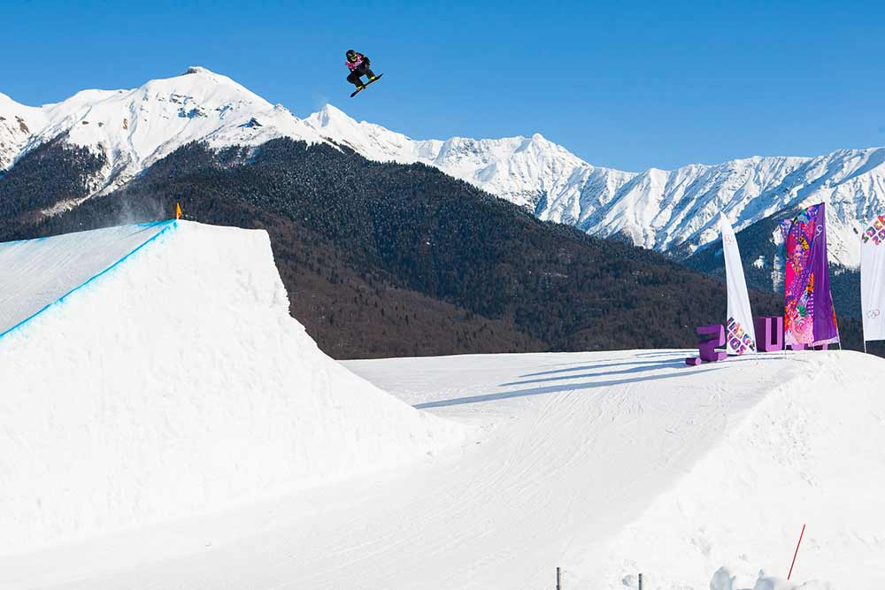 Page by Gerhard Gross - Canadians, Norwegians, and Finns destroy men's slopestyle qualifiers at Sochi Olympics