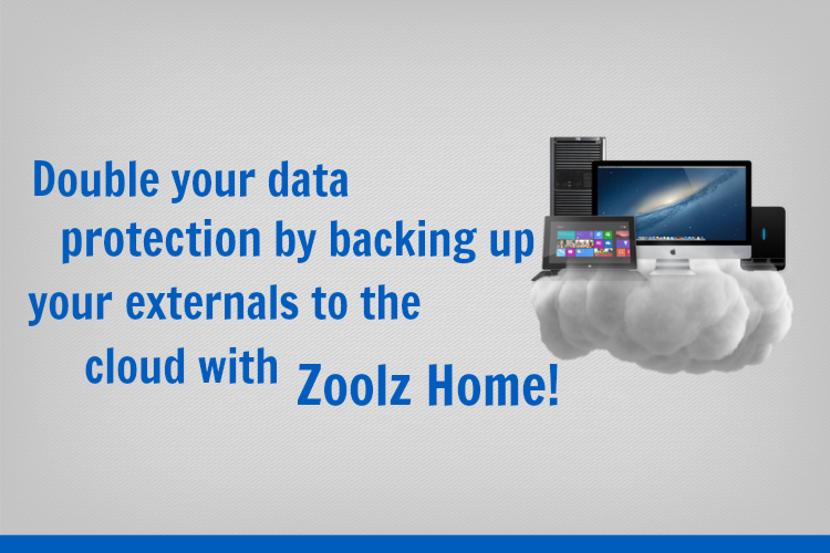 Zoolz Home Cloud