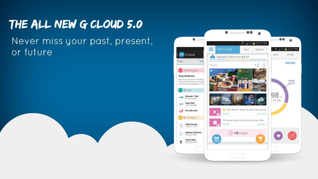 G Cloud 5 New Update